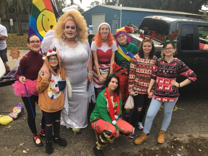 Merry Christmas 2019! Brooksville Christmas Parade